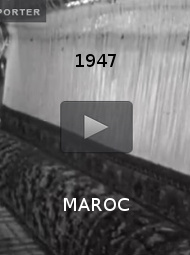 La fabrication des tapis marocains